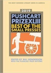 Pushcart Prize book