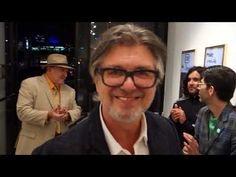 Bob Holman smiling